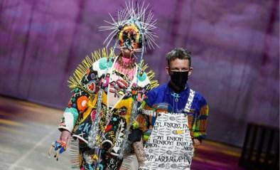 Belg Tom Van der Borght mocht Berlijnse modeweek openen