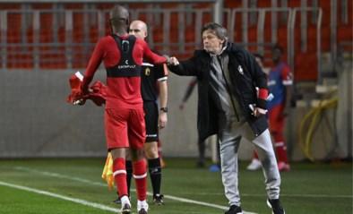 """Vercauteren: """"Ik kan alleen maar tevreden zijn over de prestatie van Lamkel Zé en over mijn keuze"""""""