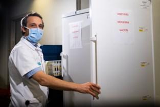 Eerste 1.000 Moderna-vaccins komen aan in ZOL in Genk