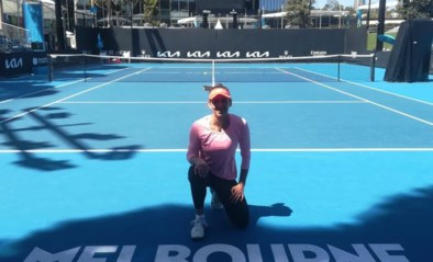 Opnieuw twee spelers positief in bubbel Australian Open, Elise Mertens ondanks alles blij dat ze in Melbourne is