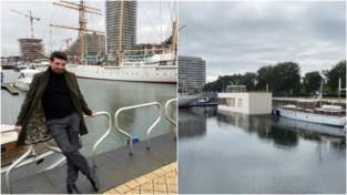 Kust krijgt eerste drijvende restaurant, maar het is geen boot