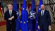 NAVO en EU willen met Biden samenwerken om de banden met de VS te versterken