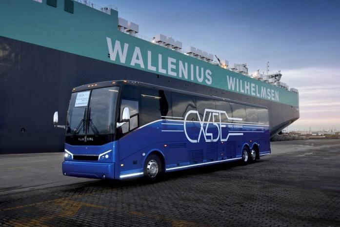 Van Hool kan toch meedingen naar megaorder e-bussen De Lijn