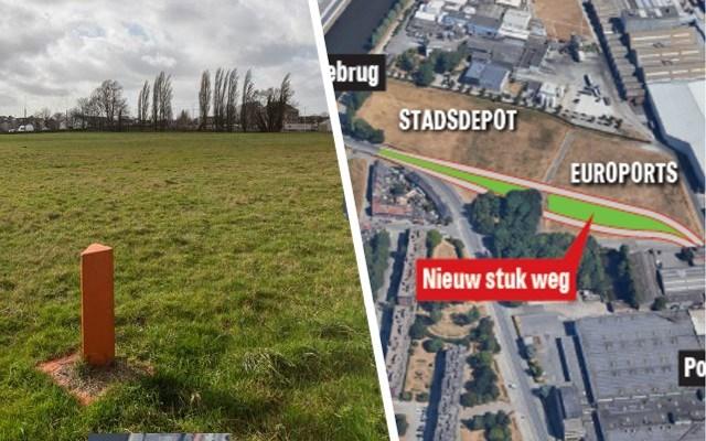 Dan toch. Vijftien jaar nadat woonwijk werd gesloopt, zijn er plannen om terrein te bebouwen