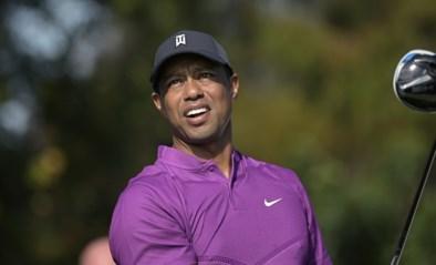 Tiger Woods staat na nieuwe operatie even langs de kant