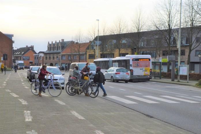 Als ringweg er ligt, wordt auto uit dorpskern Zoersel geweerd