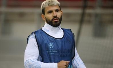 Manchester City opnieuw getroffen door corona: topspits Sergio Agüero legt positieve test af