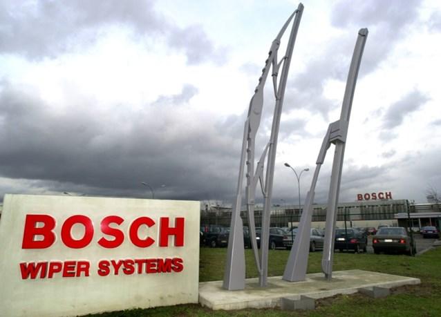Ruitenwisserfabrikant Bosch in Tienen schrapt 400 banen