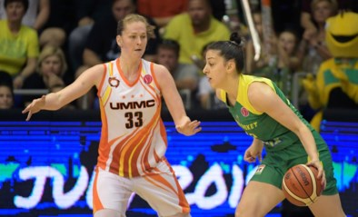 Emma Meesseman schittert in Euroleague
