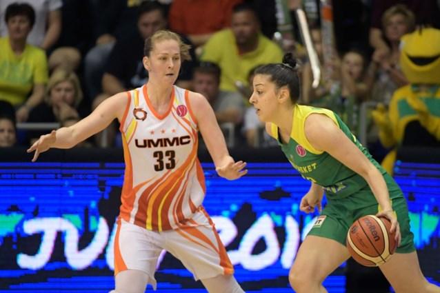 Emma Meesseman schittert in Euroleague