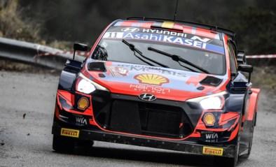 """Kersvers duo Thierry Neuville en Martijn Wydaeghe zijn tevreden over start in Rally van Monte Carlo: """"We hadden zelfs nog sneller gekund"""""""