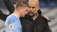 Kevin De Bruyne staat minstens twee weken aan de kant na tik in duel met Aston Villa