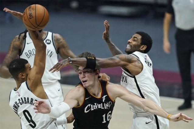Brooklyn Nets in eerste NBA-duel met Big Three onderuit