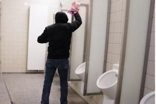 10.000 plasjes per week: Gentse openbare toiletten moeten zeven keer per dag gereinigd worden