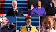 De opvallendste momenten van Bidens inauguratie: Bernie Sanders gaat viraal met zijn outfit, Lady Gaga maakt indruk