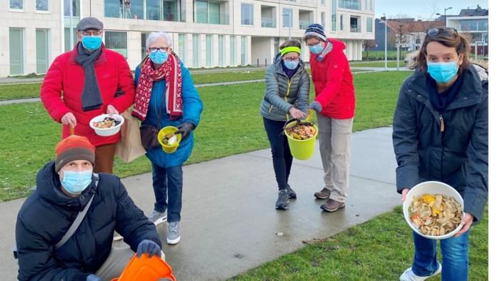 Groen pleit voor buurtcomposteren in het stadscentrum