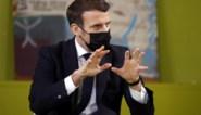 """Franse president wil maaltijd aan 1 euro en """"psy-cheque"""" voor studenten"""