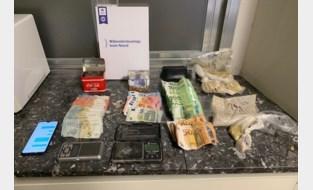 Heroïne in beslag genomen bij huiszoeking in Merksem