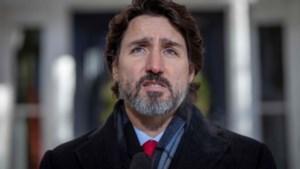 """Bidens eerste telefoontje naar wereldleider zal met """"teleurgestelde"""" Canadese premier Trudeau zijn"""