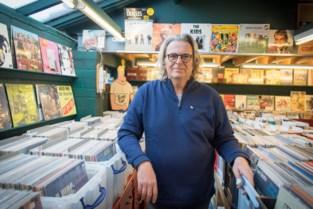 Organisator van bekende platenbeurs opent platen- en stripwinkel
