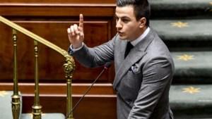 Parket-generaal vraagt parlement om onschendbaarheid van Dries Van Langenhove op te heffen