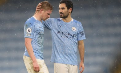 Manchester City moet Kevin De Bruyne vier tot zes weken missen