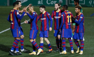 Barcelona treft in 1/8e finales Rayo Vallecano, Real-killer Alcoyano tegen Athletic in de Copa del Rey
