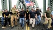Na 'verraad': Proud Boys keren Trump de rug toe