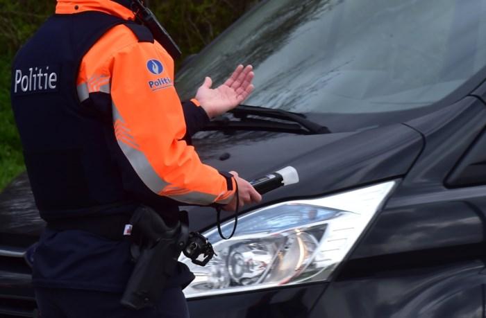 Vrouw betrapt op rijden onder invloed