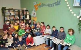 """Basisschool KBO Nederename opent eigen bibliotheek: """"Van leesplezier een prioriteit maken"""""""