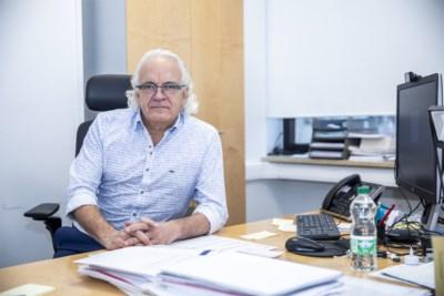 """Marc Noppen, CEO van UZ Brussel: """"Pfizer passeert twee keer langs de kassa, de overheid was een beetje naïef"""""""