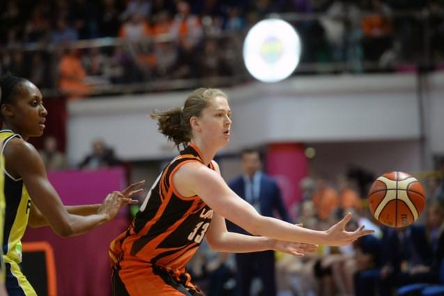 Emma Meesseman stoot door naar kwartfinales Euroleague, geen Belgisch succes in Eurocup basketbal