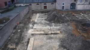Archeologen vinden restanten van Kruisherenklooster uit zestiende eeuw