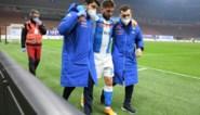 Dries Mertens staat bij Napoli weer op trainingsveld