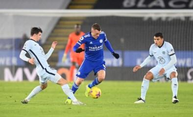Nieuwe klap voor Leicester City: de Foxes moet nu ook enkele weken zonder topschutter Jamie Vardy