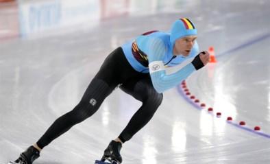 Liesblessure maakt einde aan schaatsseizoen van Mathias Vosté