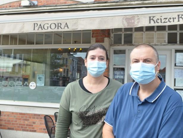 """Kristof en Evelien houden café Pagora dicht: """"Tijd voor een nieuw avontuur"""""""