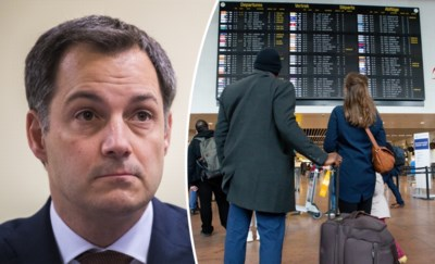 Omdat een warme oproep niet werkt: regering wil reizigers nu écht stoppen, en krijgt fiat van Europa
