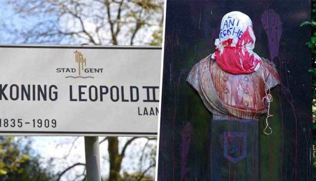 Stad Gent schrapt Leopold II-laan, bewoners krijgen compensatie voor adreswijziging