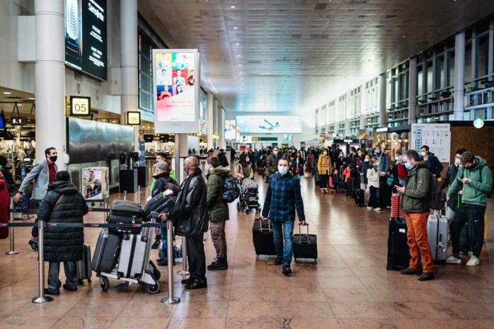 Het aantal reizigers beperken: goed idee, maar welke? En naar waar? Kaart van internationaal verkeer vertoont vooral veel blinde vlekken