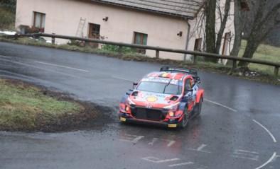 Miserabele ochtend voor Thierry Neuville in Rally van Monte Carlo