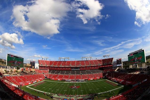 Meer dan 200.000 coronagevallen per dag, maar: Super Bowl gaat door met liefst 22.000 toeschouwers
