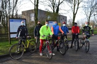 Langste mountainbikeroute van Oost-Vlaanderen is vlugger klaar dan gepland en daar speelde corona een belangrijke rol in