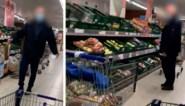 """Supermarktpersoneel getuigt na 'Jonagoldman': """"Ze gooien zelfs bevroren kippen naar ons hoofd. Corona brengt het slechtste in de mens naar boven"""""""