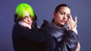 Billie Eilish en Rosalía slaan handen in elkaar