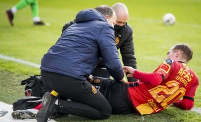 CLUBNIEUWS. Kylian Hazard traint met B-kern, einde seizoen voor spits van KV Mechelen?