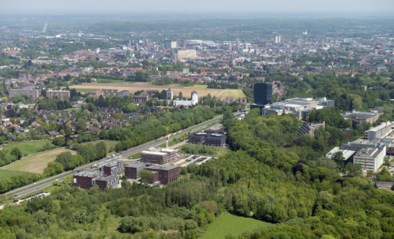 """Meer groen en fietspaden, maar ook hoogbouw op komst op universiteitscampus: """"Maar het zal zeker niet gaan om ingrijpende gebouwen zoals de Imec-toren"""""""