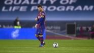 Barcelona vangt bot: Lionel Messi ook tegen Elche geschorst