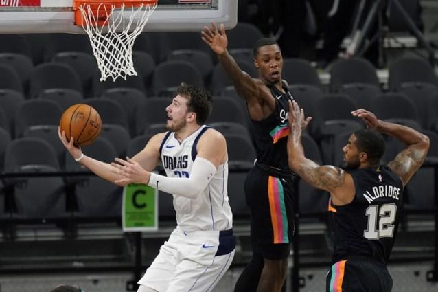 Europa boven in de NBA: Doncic, Sabonis, Jokic stuwen hun team naar winst
