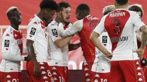 Krépin Diatta maakt zijn debuut bij Monaco, dat met 3-1 wint van Marseille